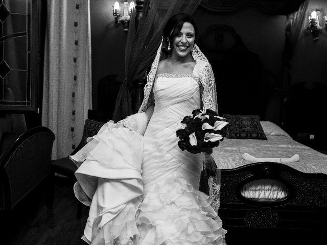 La boda de Jesús   y Samantha  en Pedrola, Zaragoza 23