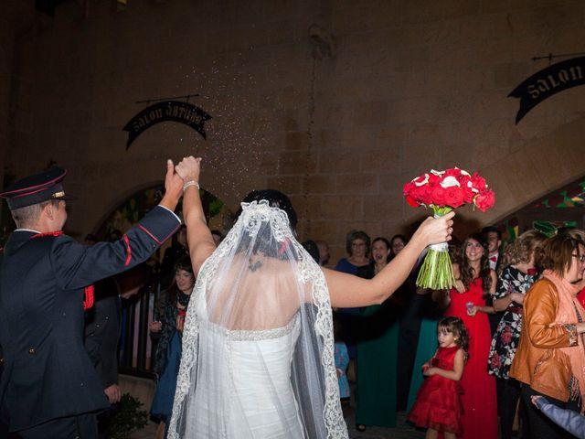 La boda de Jesús   y Samantha  en Pedrola, Zaragoza 16