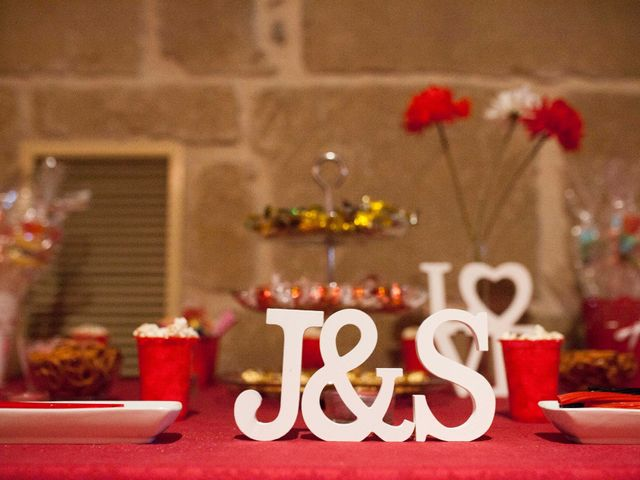 La boda de Jesús   y Samantha  en Pedrola, Zaragoza 29