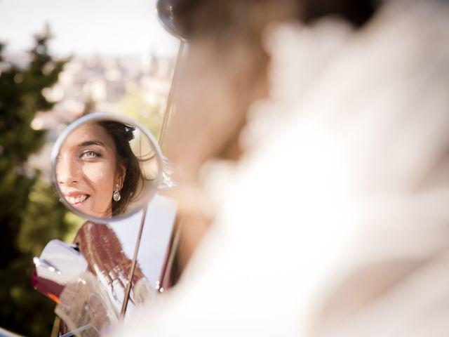 La boda de Lourdes y Guillermo en Toledo, Toledo 1