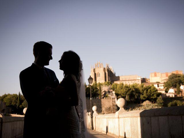 La boda de Lourdes y Guillermo en Toledo, Toledo 8