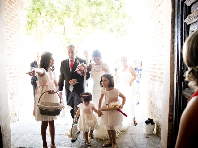 La boda de Lourdes y Guillermo en Toledo, Toledo 20