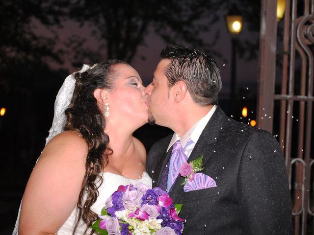 La boda de Noemi y Christopher
