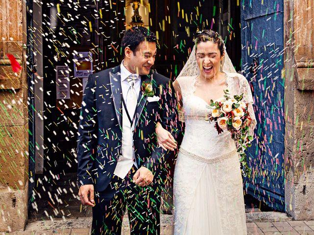 La boda de Verónica y Rishi