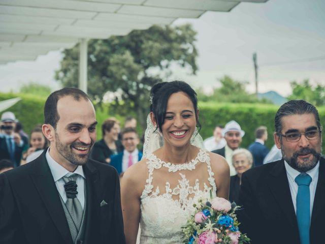 La boda de Alfonso y Vanesa en Ameyugo, Burgos 13