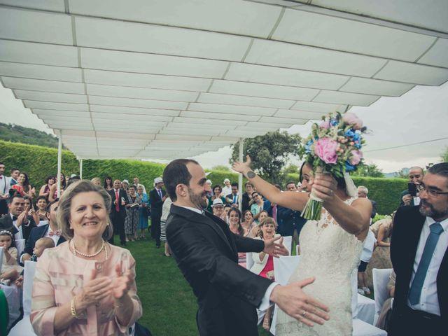 La boda de Alfonso y Vanesa en Ameyugo, Burgos 17