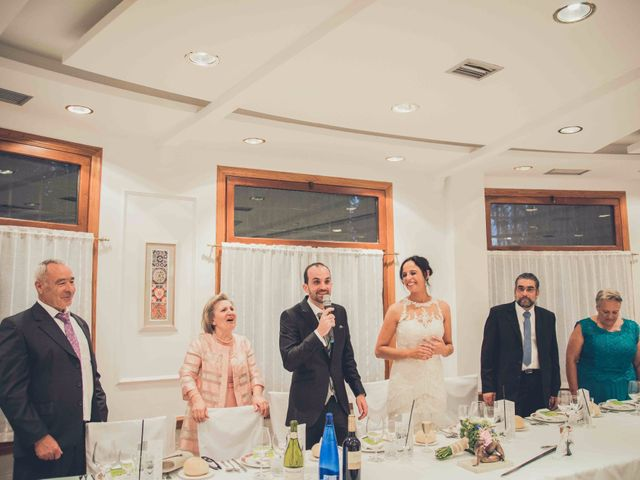 La boda de Alfonso y Vanesa en Ameyugo, Burgos 43