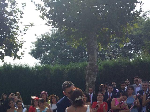 La boda de Álvaro y Marta en Barreiros (Casco Urbano), Lugo 3