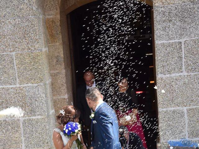 La boda de Álvaro y Marta en Barreiros (Casco Urbano), Lugo 6