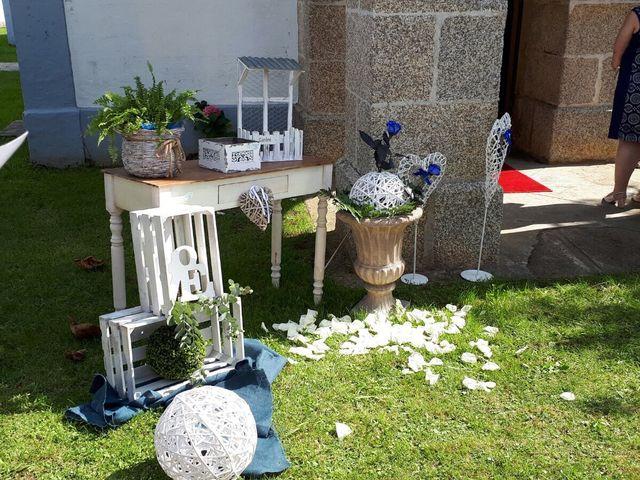 La boda de Álvaro y Marta en Barreiros (Casco Urbano), Lugo 9