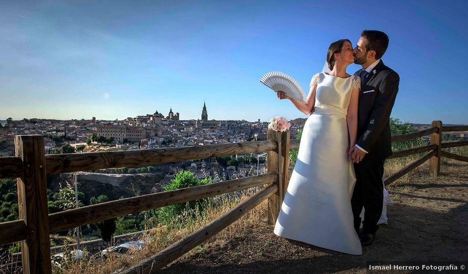 La boda de Alejandro y María en Toledo, Toledo