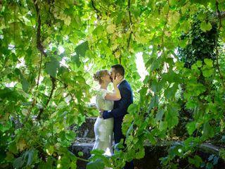 La boda de Kelsi y Antón