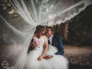 La boda de Monica y Jose