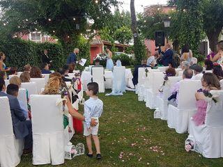La boda de Lorena y Héctor  3