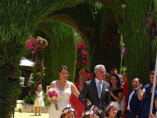 La boda de Irene y Manuel 1
