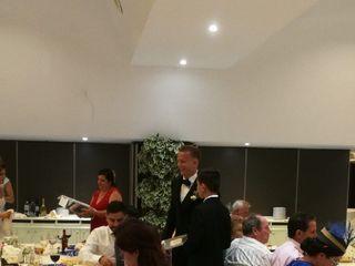 La boda de Cristina y Jelmer 1
