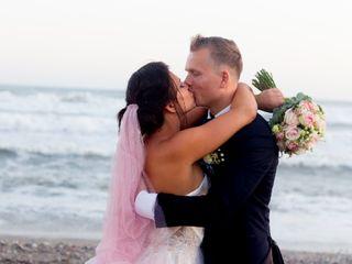 La boda de Cristina y Jelmer