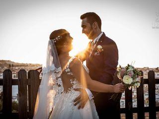 La boda de Tatiana  y Jesús  1
