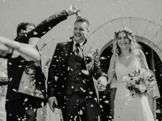 La boda de Ewa y Jordi 1