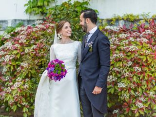 La boda de Paloma y Hugo
