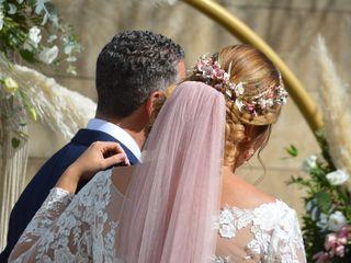 La boda de María José y Carlos