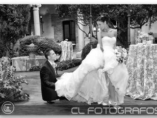 La boda de Iris  y Víctor