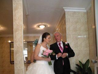 La boda de Toni y Mercedes 1