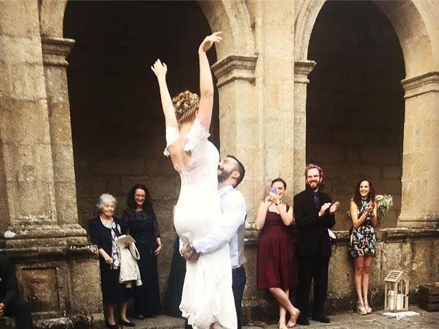 La boda de Antón y Kelsi en Ferrol, A Coruña 5