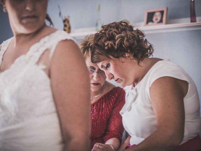 La boda de Eduardo y Vanesa en Caspe, Zaragoza 16