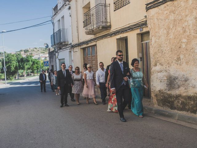 La boda de Eduardo y Vanesa en Caspe, Zaragoza 24