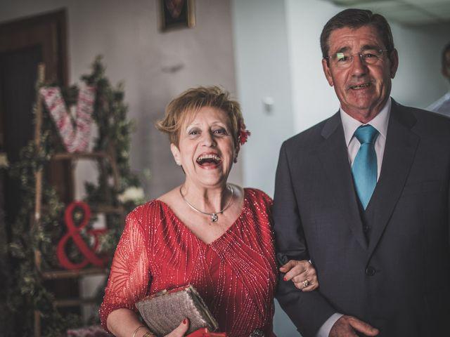 La boda de Eduardo y Vanesa en Caspe, Zaragoza 27