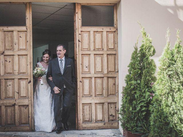 La boda de Eduardo y Vanesa en Caspe, Zaragoza 28