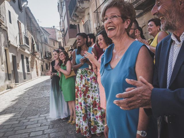 La boda de Eduardo y Vanesa en Caspe, Zaragoza 29