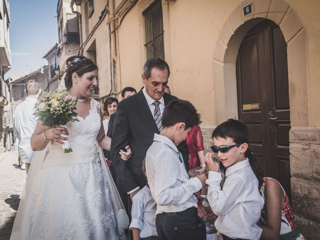 La boda de Eduardo y Vanesa en Caspe, Zaragoza 32