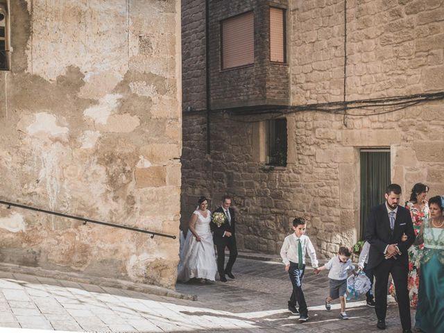 La boda de Eduardo y Vanesa en Caspe, Zaragoza 33