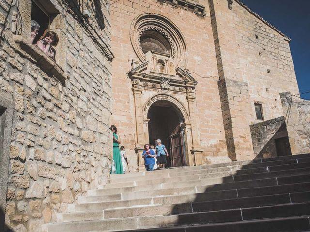 La boda de Eduardo y Vanesa en Caspe, Zaragoza 34