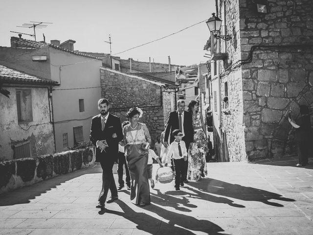 La boda de Eduardo y Vanesa en Caspe, Zaragoza 36