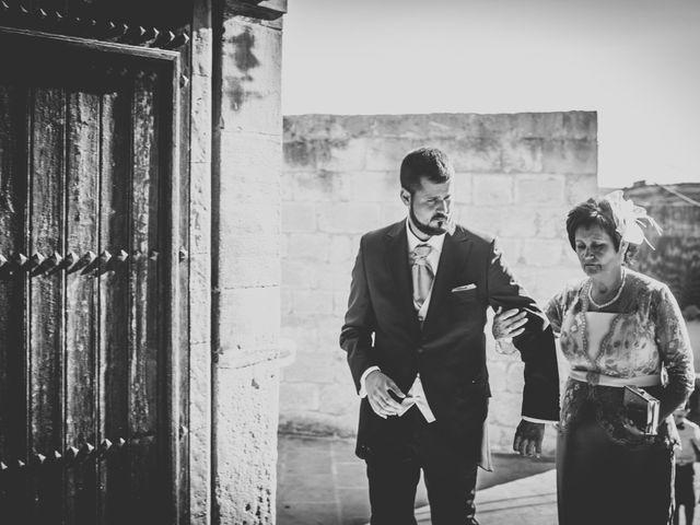 La boda de Eduardo y Vanesa en Caspe, Zaragoza 39