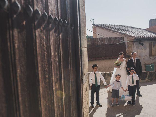 La boda de Eduardo y Vanesa en Caspe, Zaragoza 40