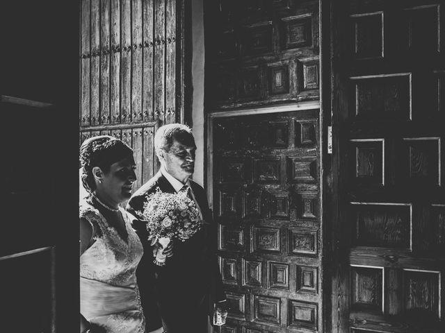 La boda de Eduardo y Vanesa en Caspe, Zaragoza 41