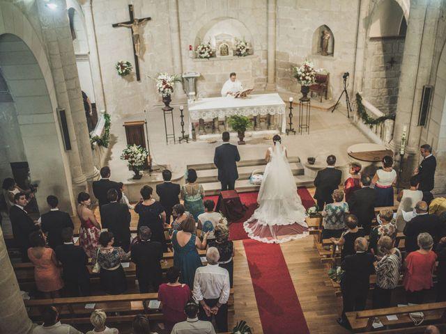 La boda de Eduardo y Vanesa en Caspe, Zaragoza 42