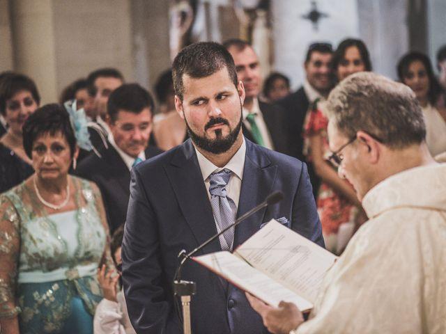 La boda de Eduardo y Vanesa en Caspe, Zaragoza 46