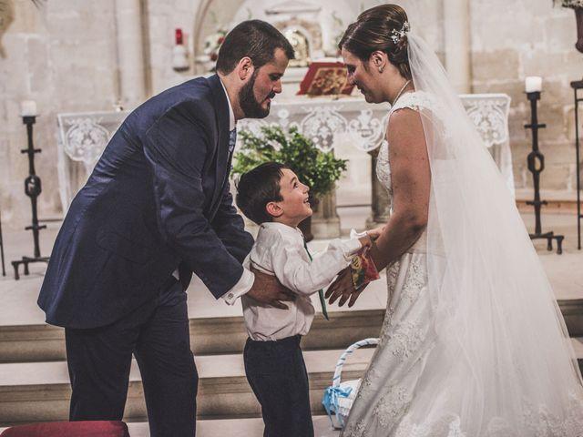 La boda de Eduardo y Vanesa en Caspe, Zaragoza 47
