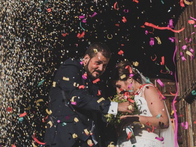 La boda de Eduardo y Vanesa en Caspe, Zaragoza 49