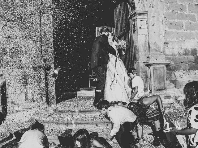 La boda de Eduardo y Vanesa en Caspe, Zaragoza 50