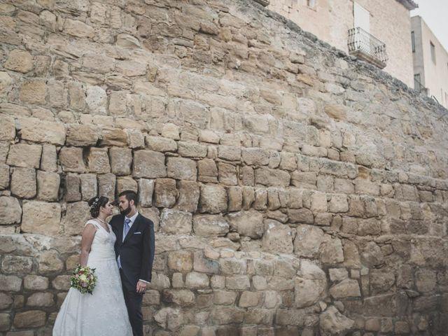 La boda de Eduardo y Vanesa en Caspe, Zaragoza 58