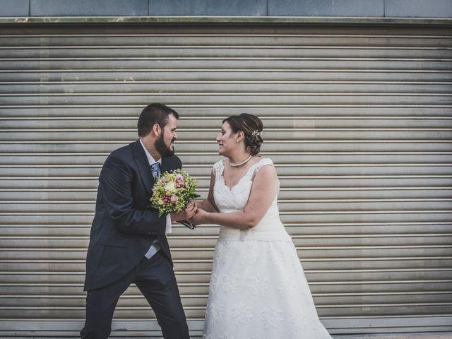 La boda de Eduardo y Vanesa en Caspe, Zaragoza 60