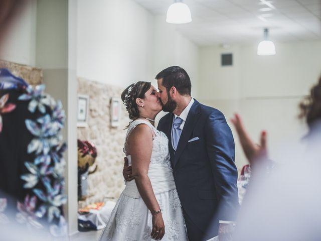La boda de Eduardo y Vanesa en Caspe, Zaragoza 72