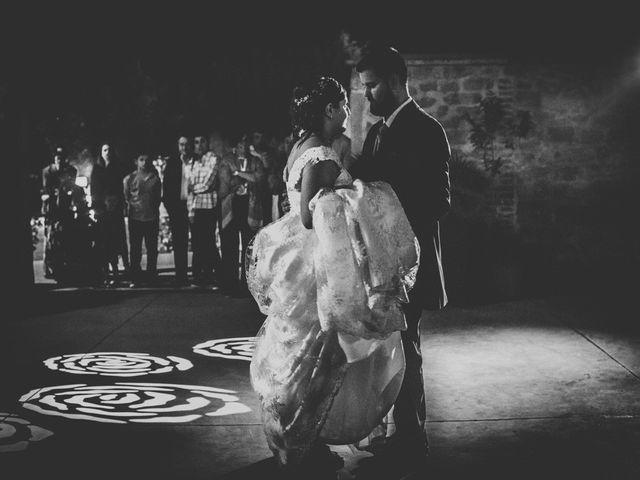 La boda de Eduardo y Vanesa en Caspe, Zaragoza 73