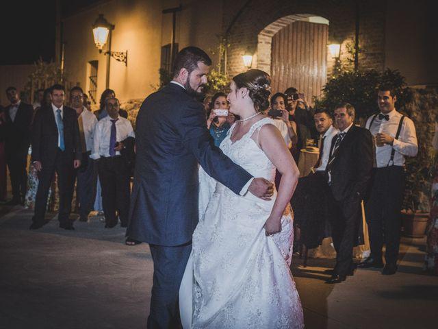 La boda de Eduardo y Vanesa en Caspe, Zaragoza 76